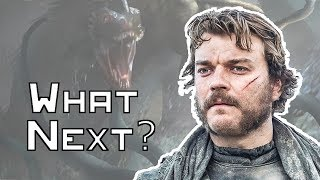 Free AudioBook:  http://www.audibletrial.com/kingGame Of Thrones Why Euron Is The BIGGEST Threat To Westeros will go through what we believe Euron has been doing inbetween season 6 and 7 as well as his future plans for Westeros!Game Of Thrones Season 7 Trailer analysis as well Subscribe: http://bit.ly/1yePWnGTwitter: https://twitter.com/twkingmckayFacebook:  http://bit.ly/1AaOXTHGoogle +: http://bit.ly/1stPJxfPatreon: https://www.patreon.com/kingmckayGame of Thrones is an American fantasy drama television series created by showrunners David Benioff and D. B. Weiss. It is an adaptation of A Song of Ice and Fire, George R. R. Martin's series of fantasy novels, the first of which is titled A Game of Thrones. It is filmed in a Belfast studio and on location elsewhere in Croatia, Iceland, Malta, Morocco, Northern Ireland, Spain, Scotland, and the United States, and premiered on HBO in the United States on April 17, 2011. The series has been renewed for a sixth season, which will premiere on April 24, 2016FAIR USE NOTICEThis video may contain copyrighted material; the use of which has not been specifically authorized by the copyright owner. We are making such material available for the purposes of criticism, comment, review and news reporting which constitute the 'fair use' of any such copyrighted material as provided in the NZ Copyright Act 1994. Notwithstanding the provisions of the 42 section, the fair use of a copyrighted work for purposes such as criticism, comment, review and news reporting is not an infringement of copyright.