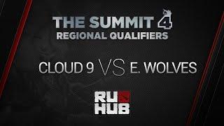 Cloud9 vs Elite Wolves, game 2