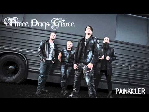 Three Days Grace - Painkiller [AUDIO]