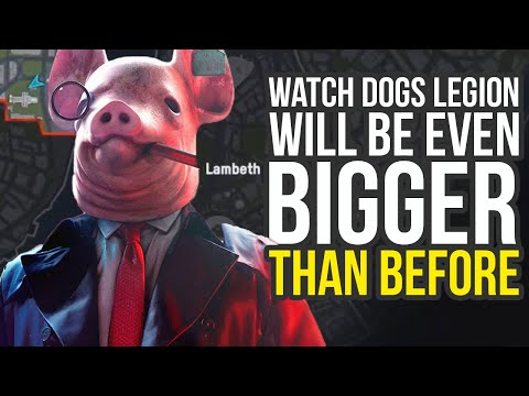 Watch Dogs Legion New Gameplay Soon - Everything We Know So Far (Watch Dogs 3 Gameplay)