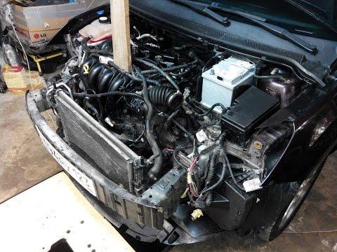 форд фокус не отключается вентилятор