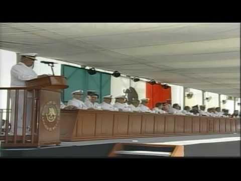 Clausuras del Curso de Adiestramiento Básico Naval y Curso de Oficiales I.M. (evento completo)
