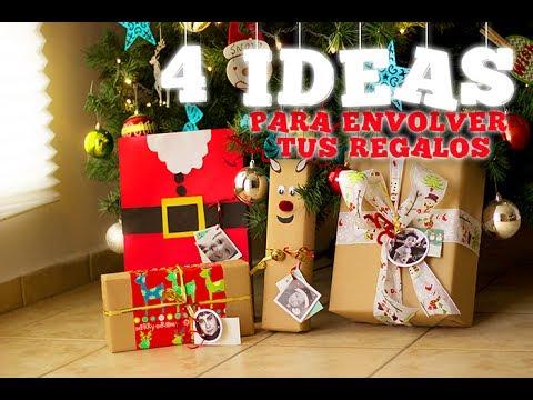 Envolturas originales para chocolates videos videos - Como envolver regalos de navidad originales ...