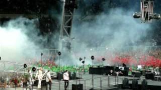 U2 - Torino 6 agosto 2010 - L'ingresso