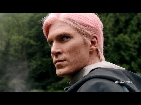 Dirk Gently's Holistic Detective Agency Season 2 (Preview)
