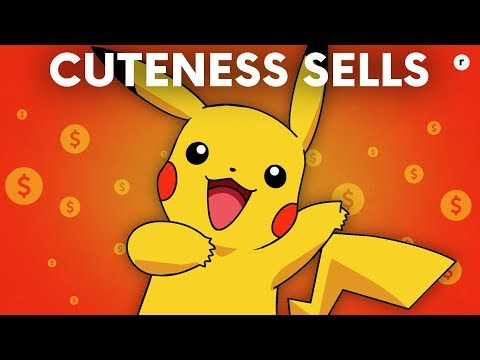 Pikachu: Why Cuteness is so Profitable