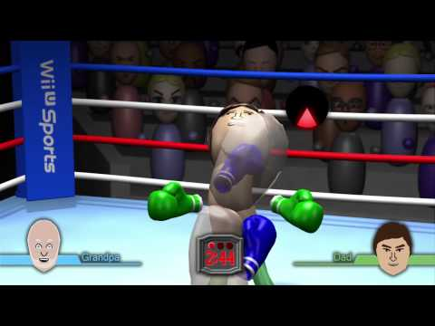 Wii U Sports Is Awesome! - Subtitulado Al Español