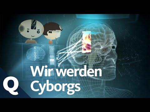 Der Cyborg in uns: Warum wir bald mit Computern verschmelzen