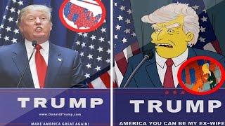 Video 10 Fois ou les SIMPSONS avaient prédit l'avenir ! TRUMP Président des USA !!!! MP3, 3GP, MP4, WEBM, AVI, FLV Agustus 2017