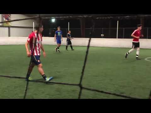 Killeen indoor soccer. Amistoso Querétaro y Red Team (04/29/18)