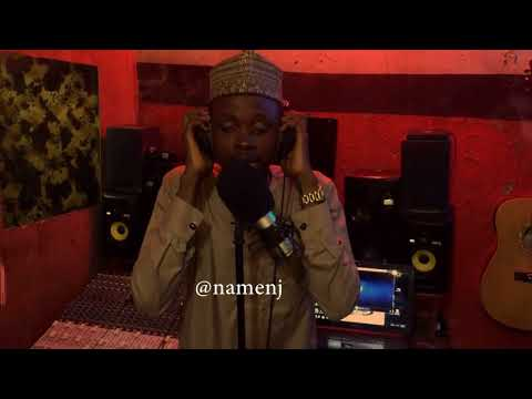Tekno - Jogodo (Hausa Version By Namenj) (Jogodo Cover)
