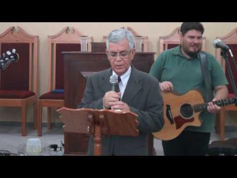 Culto Completo - 1º Centenário PIB em Barra do Itabapoana - Terça-feira - 13-09-2016.