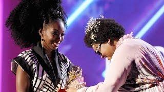 Brandy Named 'Lady Of Soul' At Soul Train Awards 2016