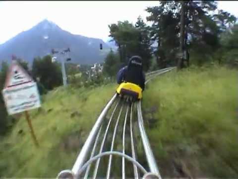 İsviçre Dağ Kızağı