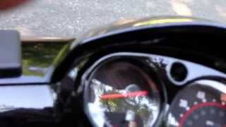 5. 2014 Aprilia Motard SR50 Start-Up and Test Ride