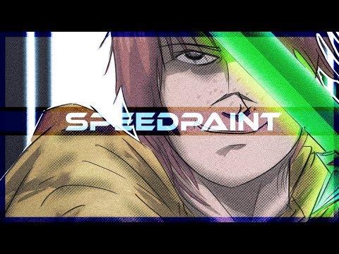 Prisma Light Game Speedpaint on PSD - Thời lượng: 10 phút.