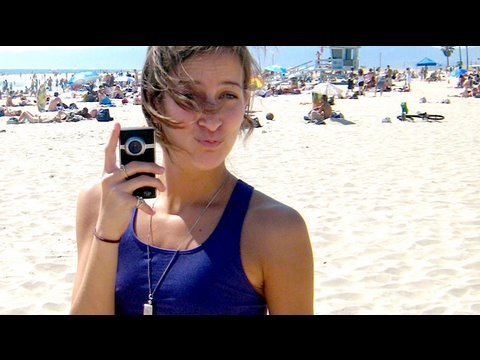 Hot Girls On Venice Beach! (7.18.09 – Day 79)