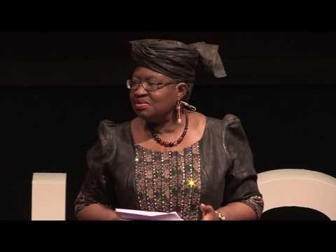 Don't trivialise corruption, tackle it: Ngozi Okonjo-Iweala at TEDxEuston