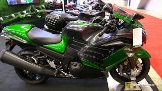 5. 2018 Kawasaki Ninja ZX-14R ABS - Walkaround - 2018 Montreal Motorcycle Show