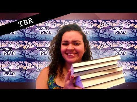 O que eu vou LER na Maratona Literária de Primavera 2020 - TBR | Vivendo Mil Vidas
