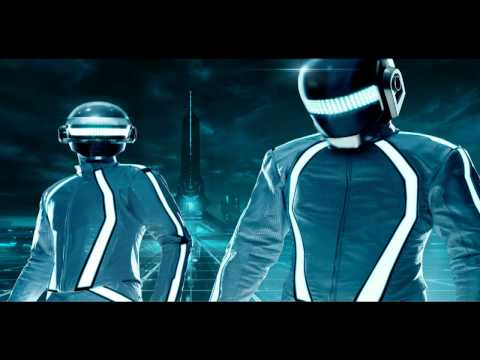 Tron Legacy The Grid