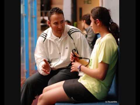 Nour El Sherbini World squash champion Best Career Highlights in 2009/2010
