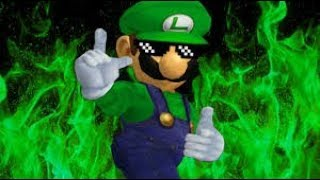 Luigi Missfire TAS