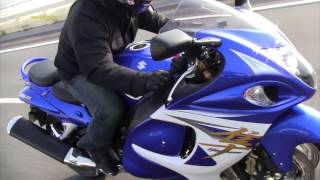 3. 2014 SUZUKI HAYABUSA Road Test WEB Mr. Bike