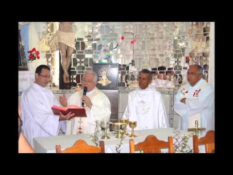 Retrospectiva 2013 Paróquia Nossa Senhora das Dores - Marilândia do Sul - Paraná