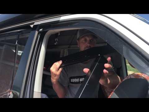 VW T6 California - Lüftungsgitter
