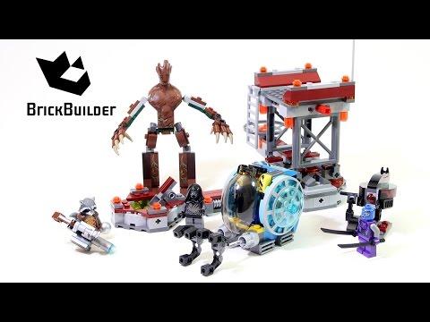"""Конструктор Lego Super Heroes 76058 """"Человек-паук: призрачный всадник собирает команду"""""""