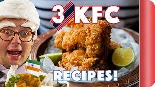 3 KFC Recipes by SORTEDfood