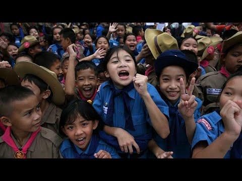 Thailand: Dank und Stolz nach der Höhlenrettung