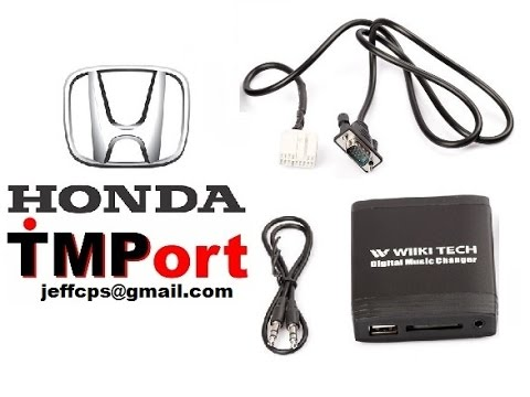 b bluetooth usb no honda civic youtube