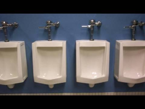 Bobbing In Urinals ? 😮Commentary & Vid😮   ( David Spates )