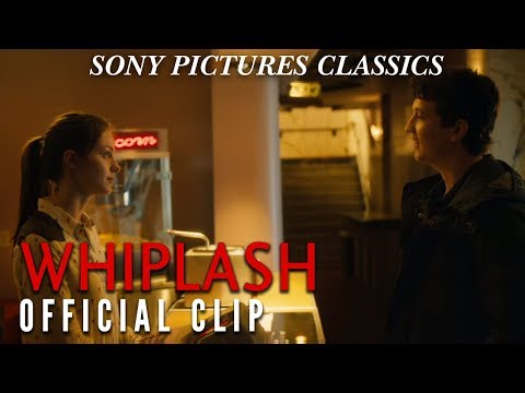 Whiplash Clip 'Would You Wanna Go Out With Me, Ever?'