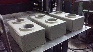 LEGO BRICKS production. On ERMANI hiper-100