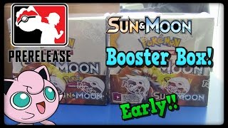 Pokemon Sun&Moon Base Set! Booster Box Worth of Packs! by Master Jigglypuff and Friends