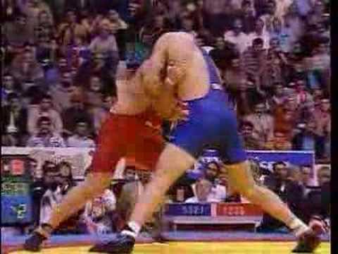 '99 Worlds S. Neal vs. Andrei Shumilin