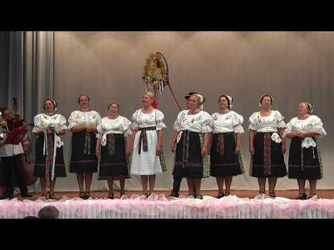 Požitavské folkórne slavnosti 2017