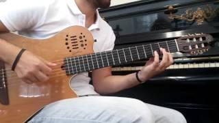 Download Lagu Englishman In New York / Sting - Fingerstyle Guitar w/TAB Mp3