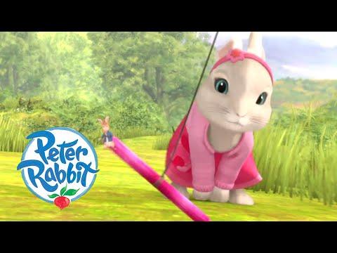 Peter Rabbit - The Last Few Days of Summer ☀️ | Cartoons for Kids