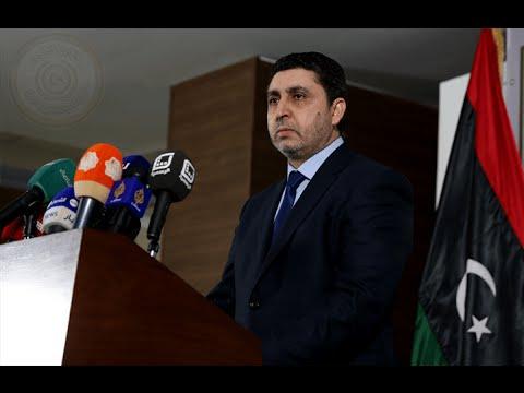 فيديو.. بيان رئيس مجلس الوزراء بحكومة الإنقاذ الوطني
