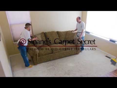 Consider the Possibilities with Sloane's Carpet Secret