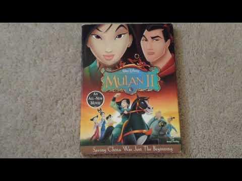 Mulan II (2005) Movie Review/Rant