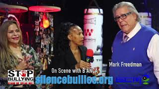 Nobullying2020 Series, On Scene with B'Anca interview with Mark Freedman