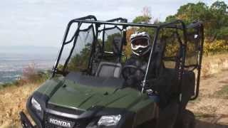 5. Honda Pioneer 700 Review
