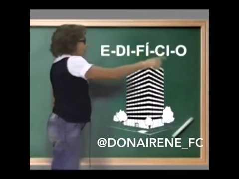 Aulas da Irene - Edifício (видео)