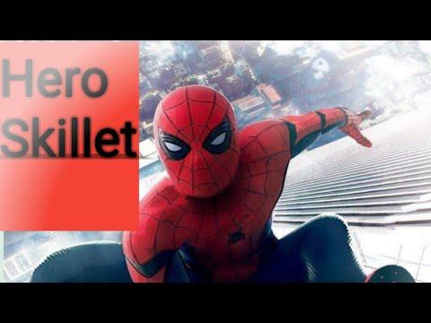"🔴Spider-Man ""Hero-Skillet"" Infinity_War"