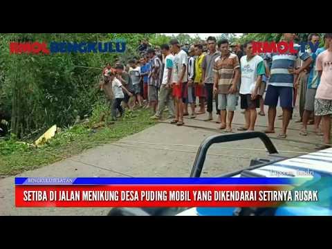 Mobil Bupati Bantu Evakuasi Mobil Warga Desa Puding yang Terjun Ke Jurang
